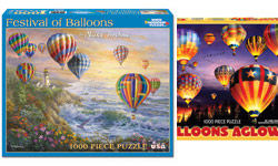 Hot Air Balloon Puzzles