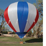 Radio Controlled Hot Air Balloon