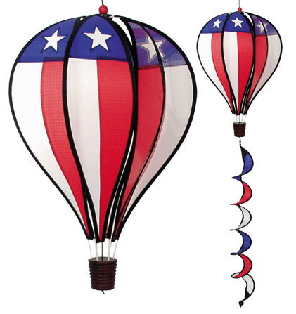 Stars & Stripes Hot Air Balloon Twist